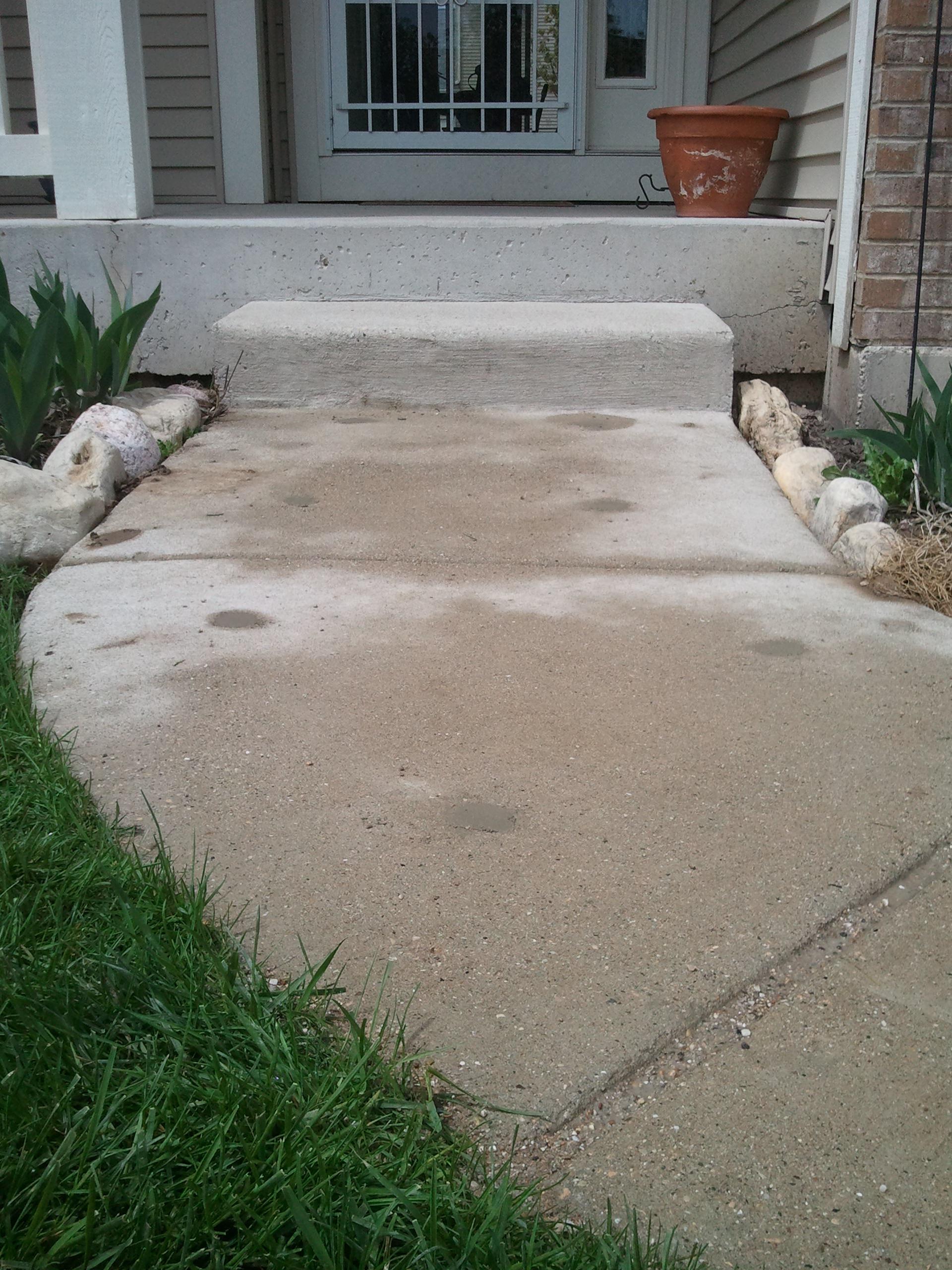 Concrete Lifting | Advanced Pavement & Property